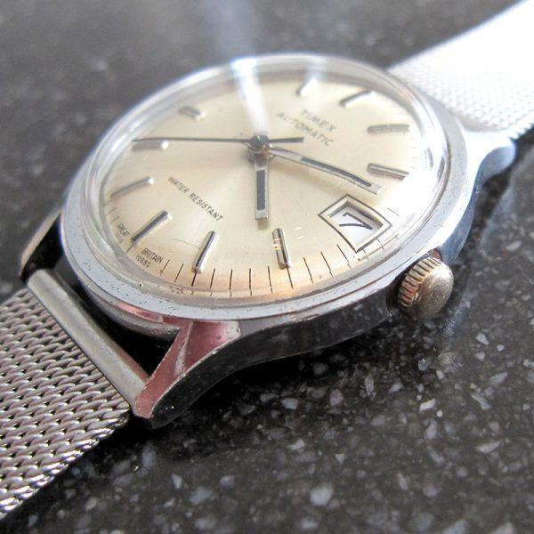 Timexman - Timex Viscount Calendar 1980
