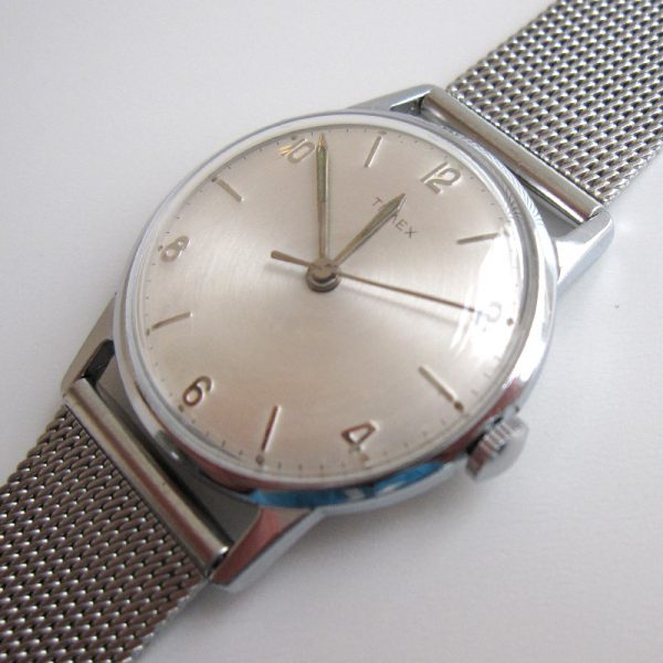 Timexman - Timex Mercury 1967