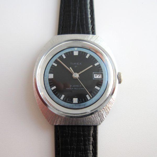 Timexman - Timex 21 Jewels Calendar 1971