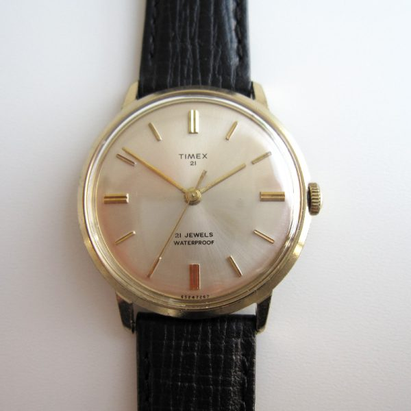 Timexman - Timex 21 Jewels 1967