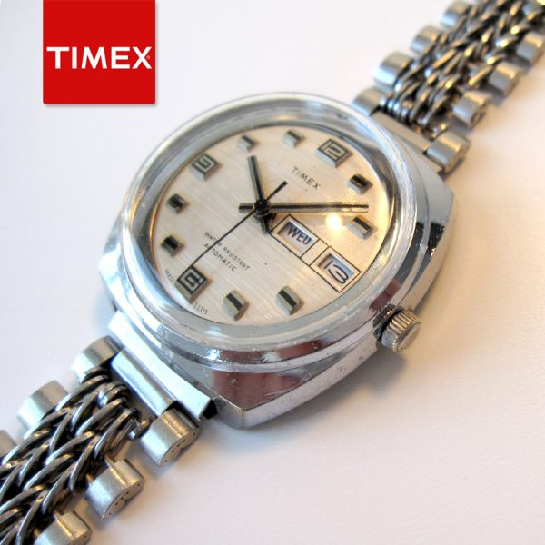 Timexman - Timex Viscount Day & Date 1975