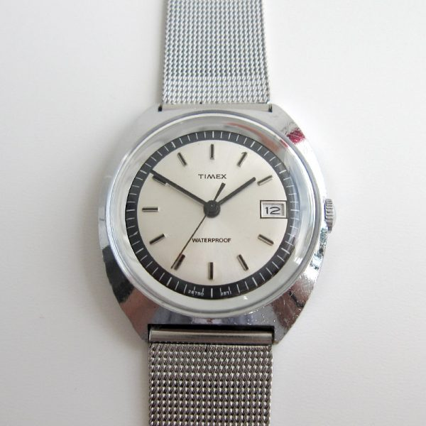 Timexman - Timex Marlin Calendar 1971