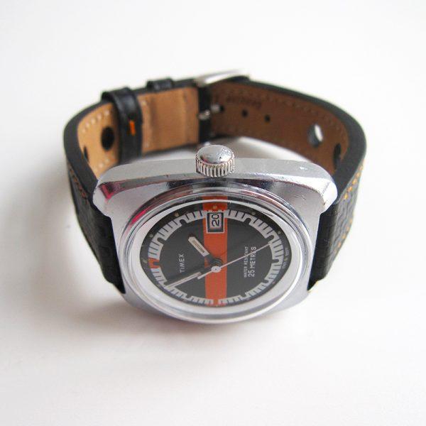 Timexman - Timex Marlin Calendar 1977