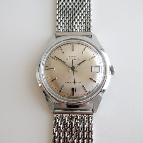Timexman - Timex Viscount Calendar 1979