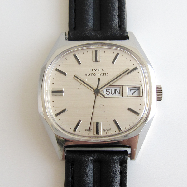Timexman - Timex Viscount Day & Date 1980