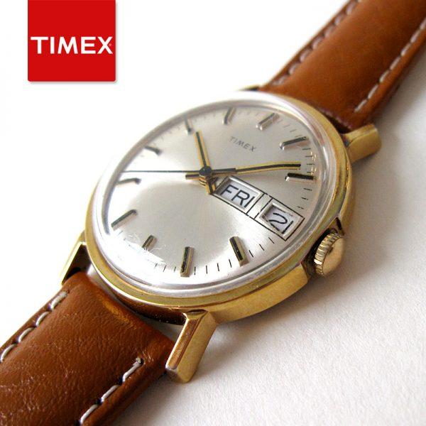 Timexman - Timex Mercury Day Date 1980