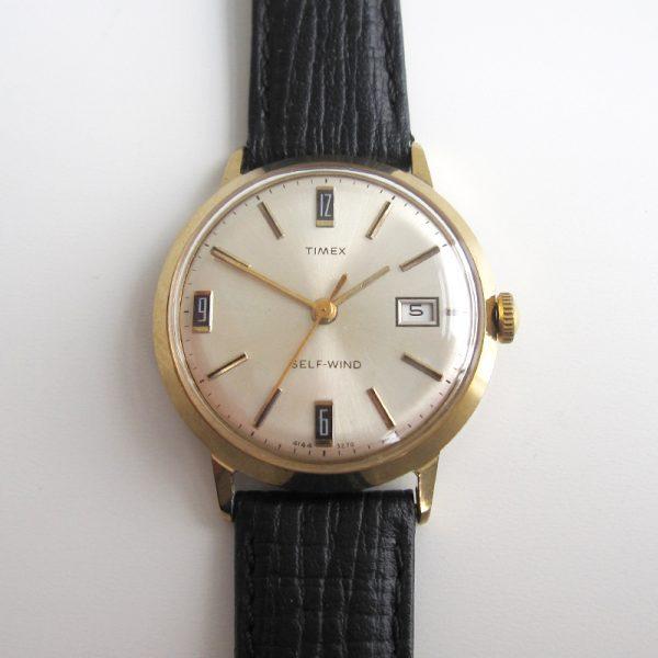 Timexman - Timex Viscount Calendar 1970