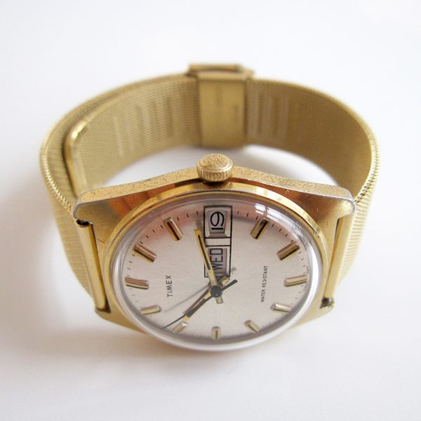 Timexman - Timex Marlin Day & Date 1977