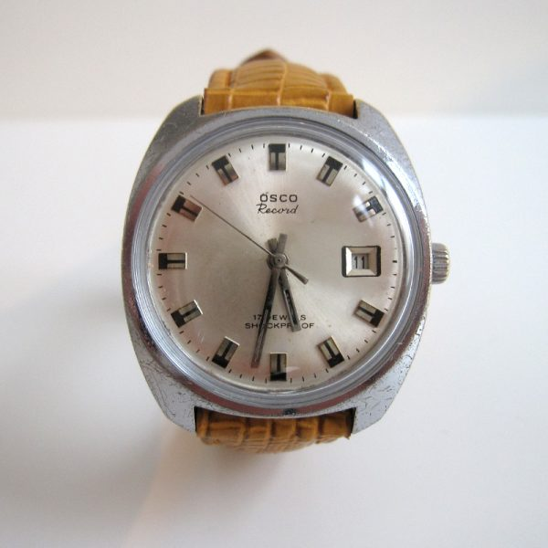 Timexman - OSCO Record