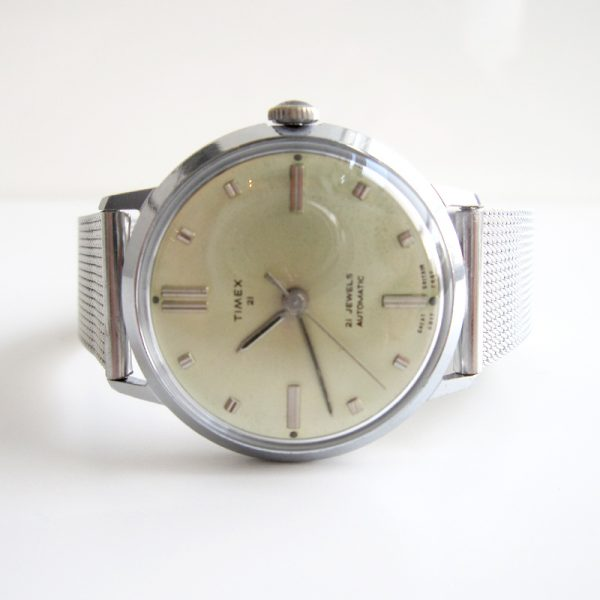 Timexman - Timex 21 Jewels 1969