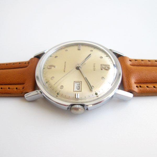 Timexman - Timex Mercury Calendar 1967