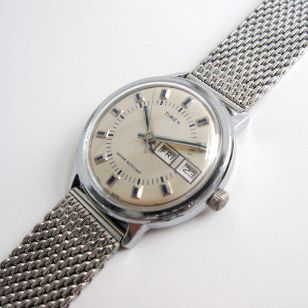 Timexman - Timex Marlin Day & Date 1976