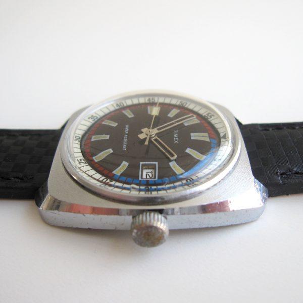 Timexman - Timex Marlin Calendar 1972