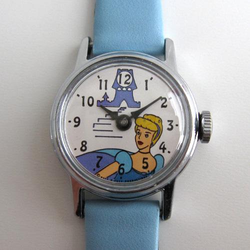 Timexman Timex Character Cinderella 1971
