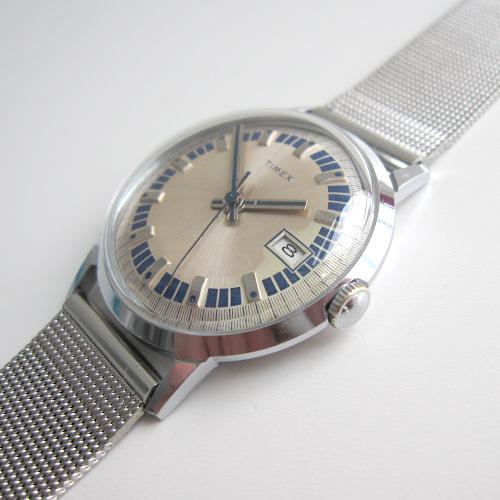 Timexman - Timex Mercury Calendar 1975