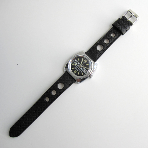 timexman - Timex Marlin Calendar 'Emerson Fittipaldi' 1975