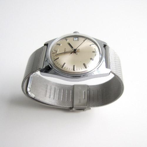 timexman - Timex Mercury Calendar 1979