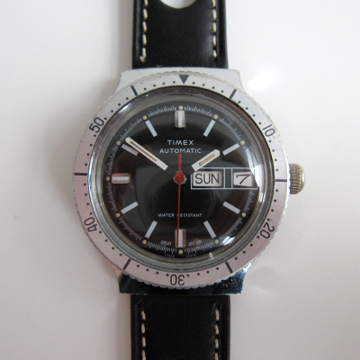 timexman - Timex Viscount Day & Date 1978