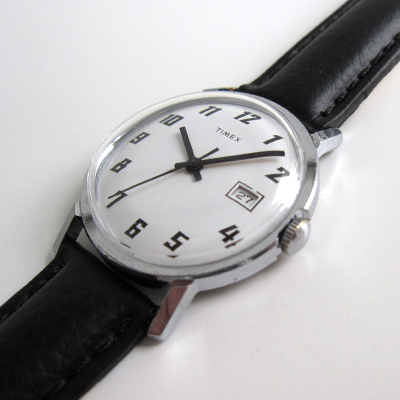 timexman.nl - Timex Mercury Calendar 1974