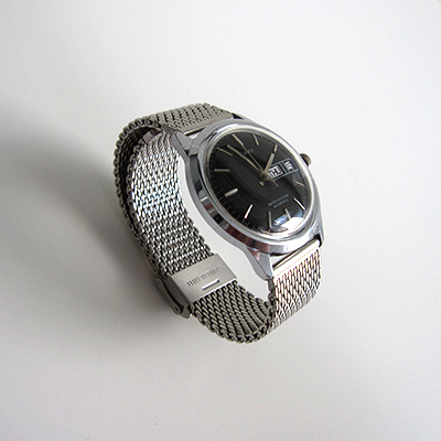 timexman - Timex Viscount Day & Date 1977