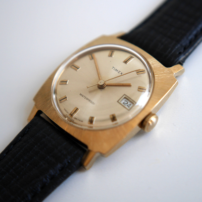 Timexman - Timex Marlin Calendar 1969