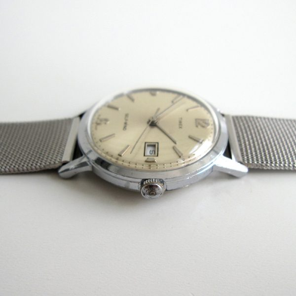 timexman.nl - Timex Viscount Calendar 1967