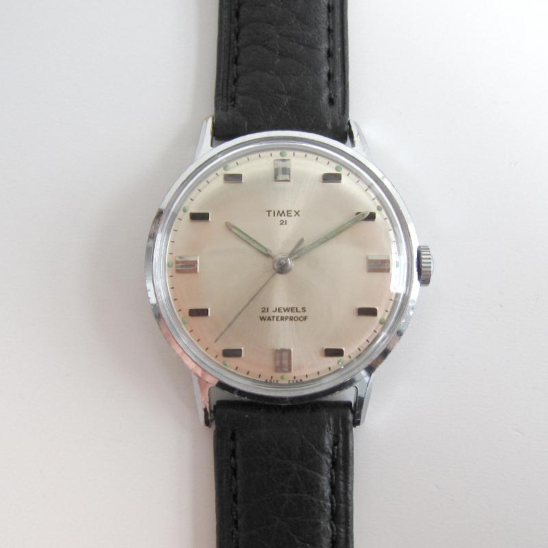 Timex 21 Jewels 1968