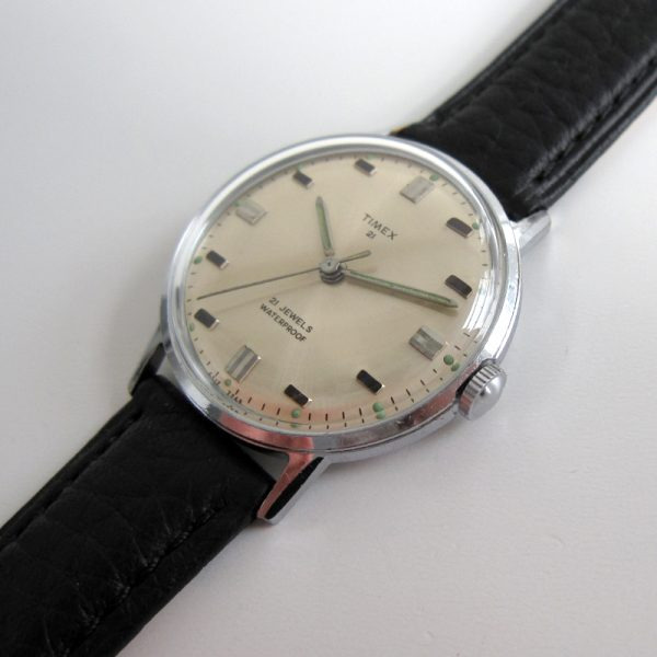 timexman Timex 21 jewels 1968
