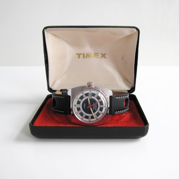 timexman Timex Viscount Calendar 1973