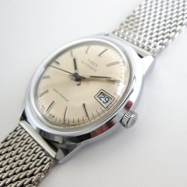 Timex Viscount Calendar 1979