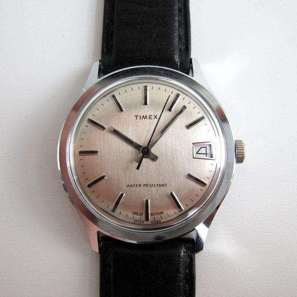 timexman Timex Marlin Calendar 1980