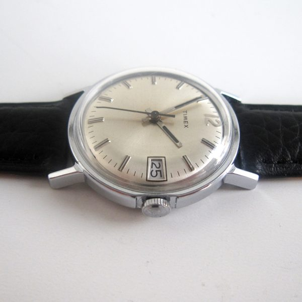 timexman Timex Mercury Calendar 1981