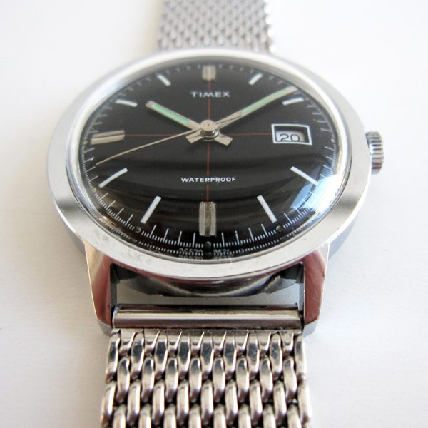 timexman Timex Marlin Calendar Crosshair 1971