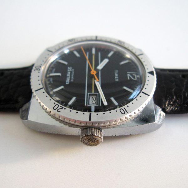 timexman Timex Viscount Calendar 1977