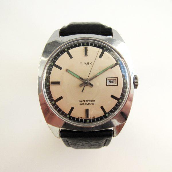timexman Timex Viscount Calendar 1971