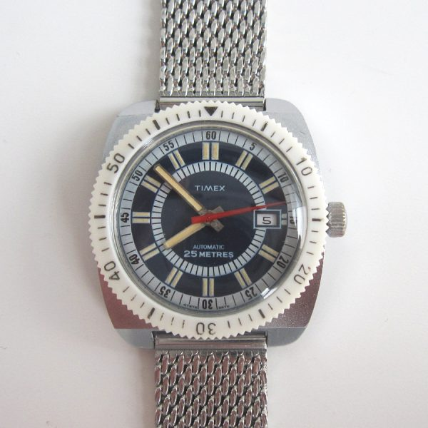 timexman Timex Viscount Calendar 1972