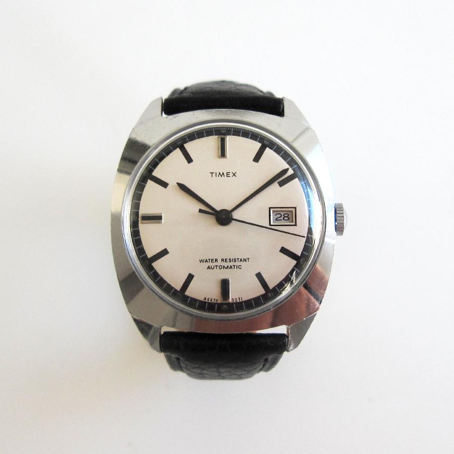 Timex Viscount Calendar 1971