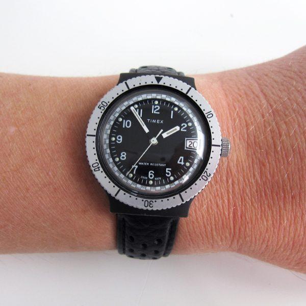 timexman Timex Marlin Calendar 1978