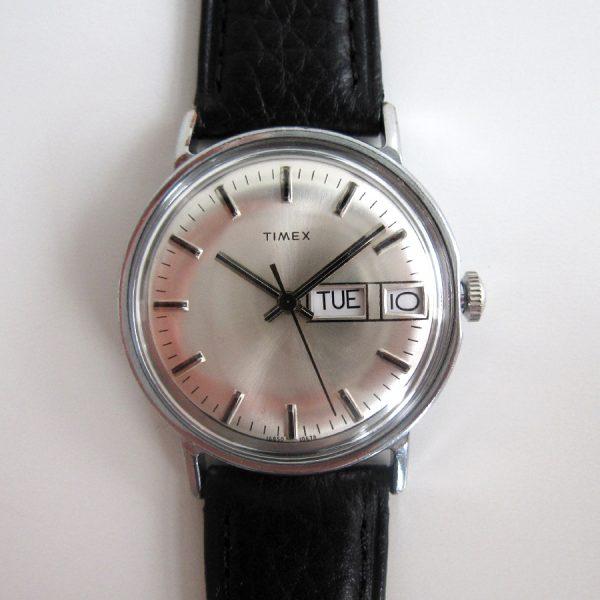timexman Timex Mercury Day Date 1978