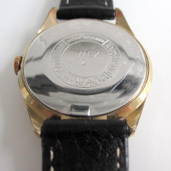 timexman Timex 21 Jewels Calendar Crosshair 1970