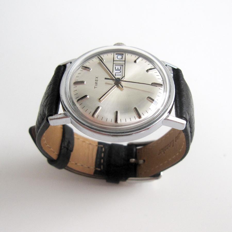 Timex Mercury Day & Date 1978