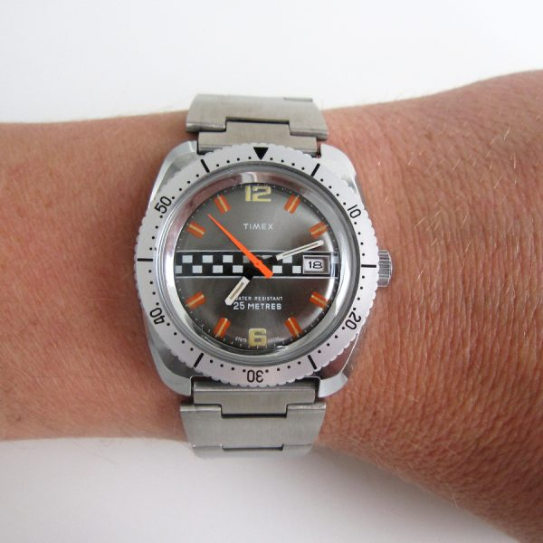 timexman Timex Marlin Calendar rally 1976
