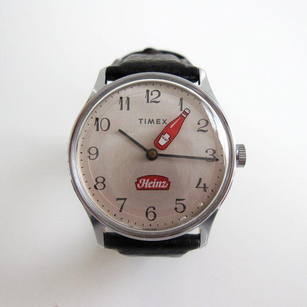 timexman Timex Mercury 'Heinz ketchup' 1982