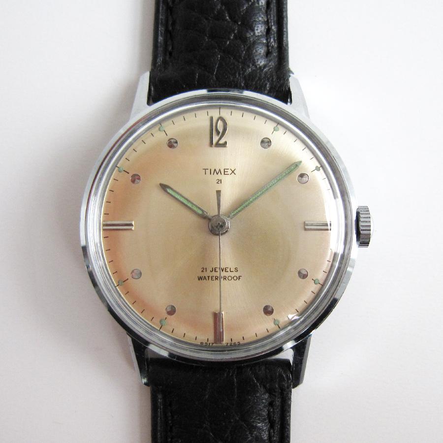 Timex 21 Jewels 1965