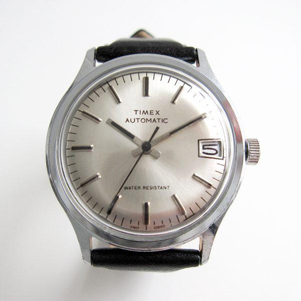 timexman Timex Viscount Calendar 1980