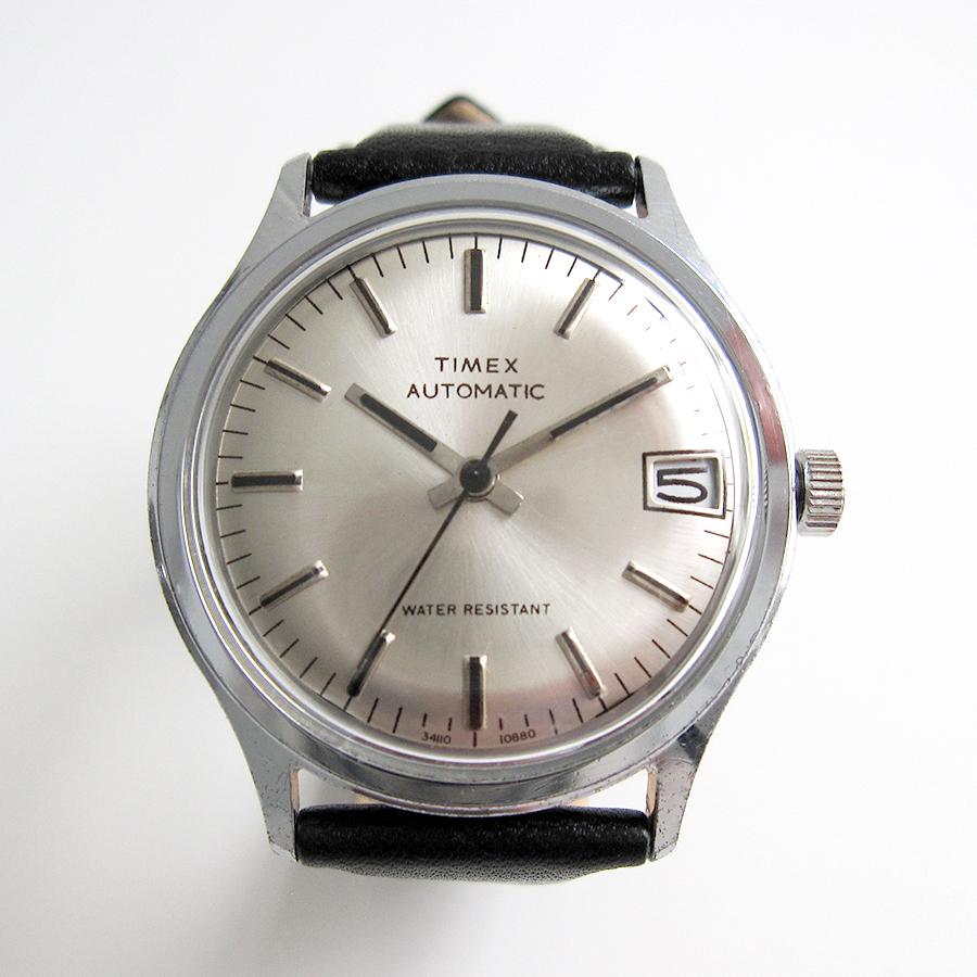 Timex Viscount Calendar 1980