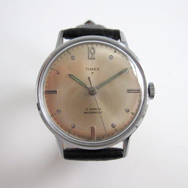 timexman Timex 21 Jewels 1965