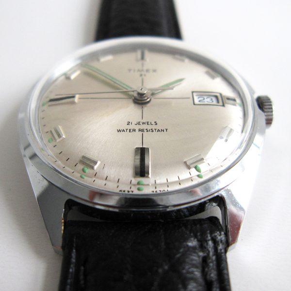timexman Timex 21 Jewels Calendar 1970