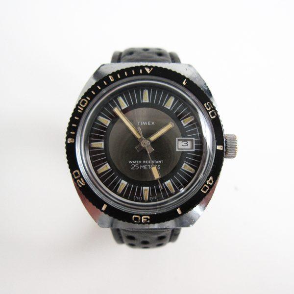 Timex Marlin Calendar 1972