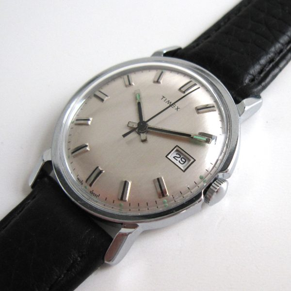 timexman Timex Mercury 1977